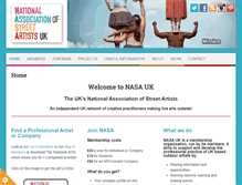 Tablet Preview of nasauk.org